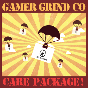 Gamer Grind Co Care Package