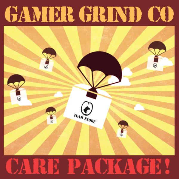 Gamer Grind Co Care Package