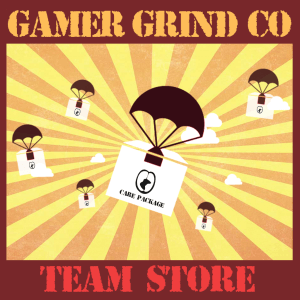 Gamer Grind Co Team Store