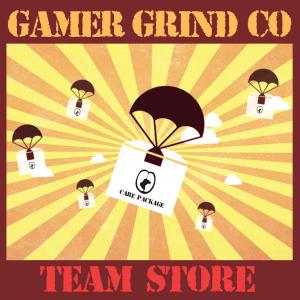 Gamer Grind Co Team Store