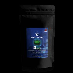 Octagon Octane coffee